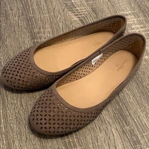 Shoes - Patterned Women's Flats